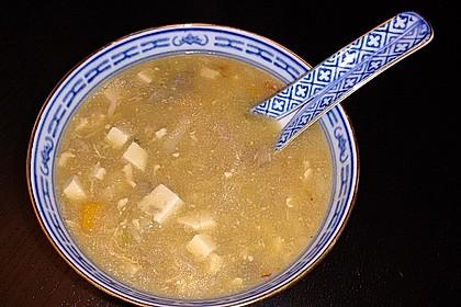 chinesische suppe rezept mit bild von rebecci. Black Bedroom Furniture Sets. Home Design Ideas