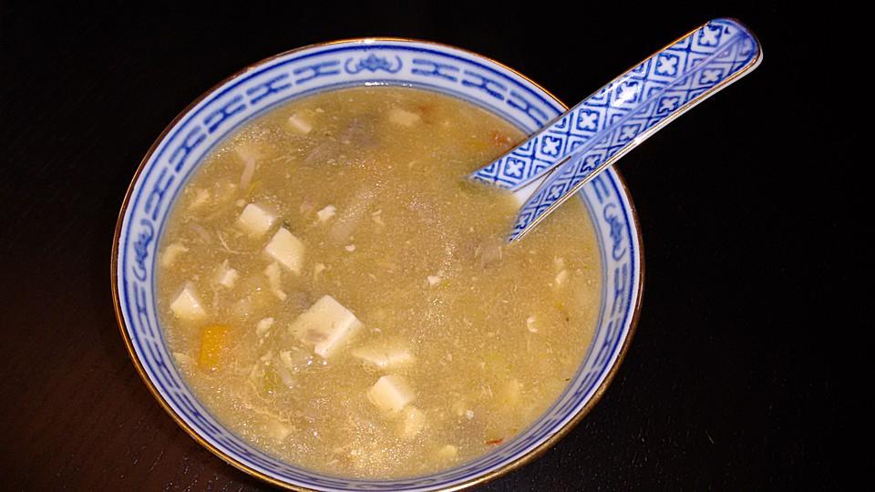 Edelstahlk Che chinesische suppe einfach rezepte chefkoch de