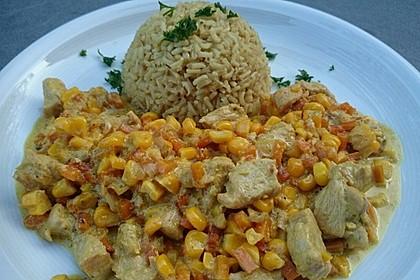 Mais - Karotten - Curry (Bild)
