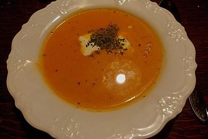Altdeutsche Tomatensuppe mit Reis 6