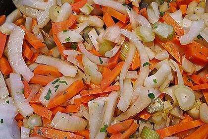 Fenchel - Karottengemüse 1