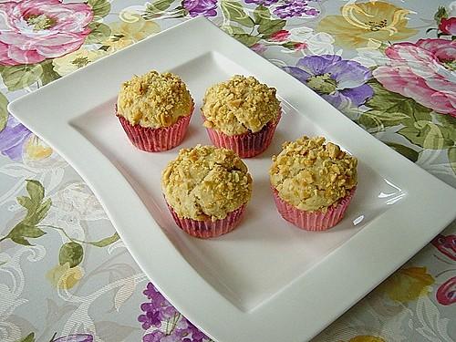 erdnussbutter muffins mit marmeladenkern rezept mit bild. Black Bedroom Furniture Sets. Home Design Ideas