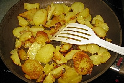 Knusprige Bratkartoffeln 7