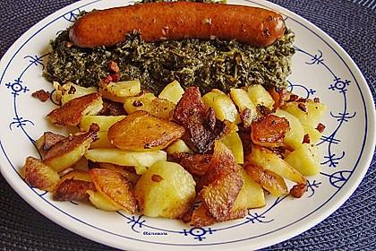 Knusprige Bratkartoffeln 1