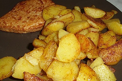 Knusprige Bratkartoffeln 9