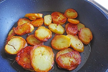 Knusprige Bratkartoffeln 10