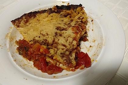 Vegetarische Lasagne mit Auberginen 4