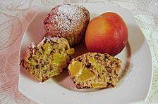 Nektarinen - Schoko - Muffins