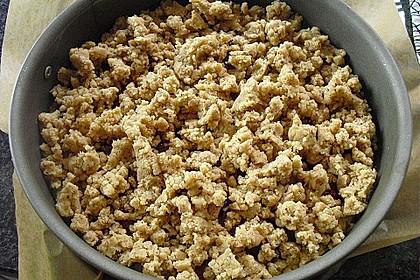 Feiner Johannisbeer - Streuselkuchen 11