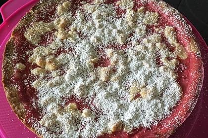 Feiner Johannisbeer - Streuselkuchen 5