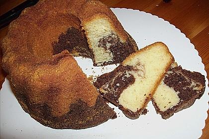 Marmorkuchen für eine 18er Form 1