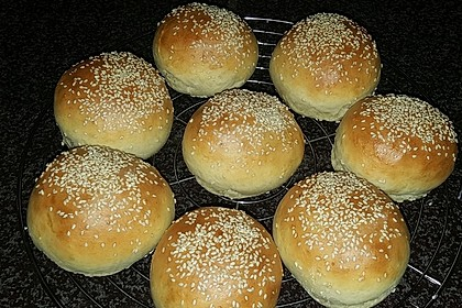 Hamburger Brötchen 18