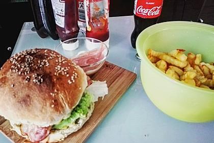 Hamburger Brötchen 98