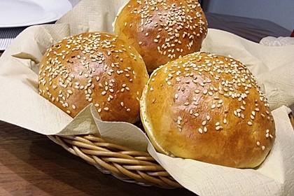 Hamburger Brötchen 107