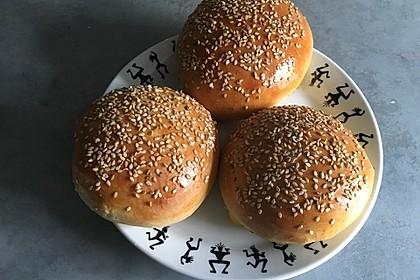 Hamburger Brötchen 94