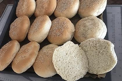 Hamburger Brötchen 1