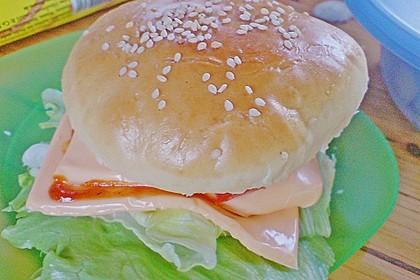 Hamburger Brötchen 155