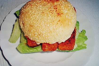 Hamburger Brötchen 120