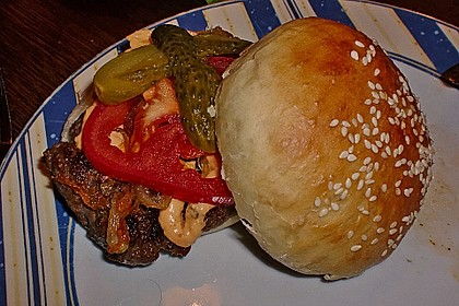 Hamburger Brötchen 113