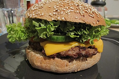 Hamburger Brötchen 7