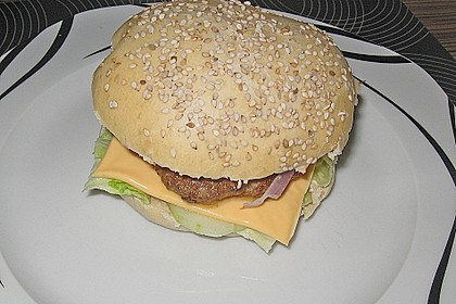 Hamburger Brötchen 123