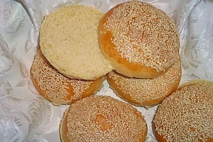 Hamburger Brötchen 108