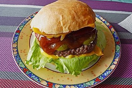 Hamburger Brötchen 12