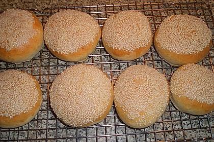 Hamburger Brötchen 102