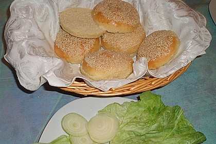 Hamburger Brötchen 166