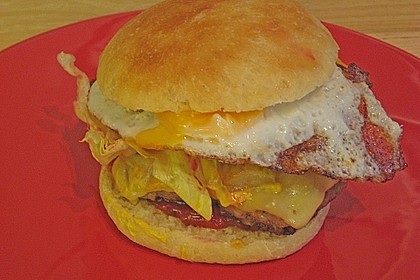 Hamburger Brötchen 142