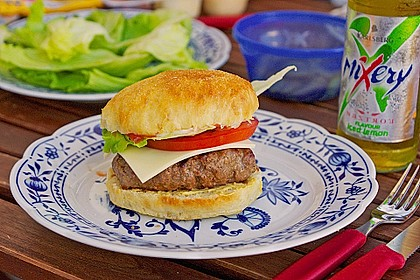 Hamburger Brötchen 10