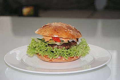 Hamburger Brötchen 41