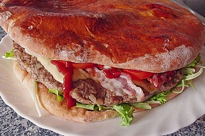 Hamburger Brötchen 167