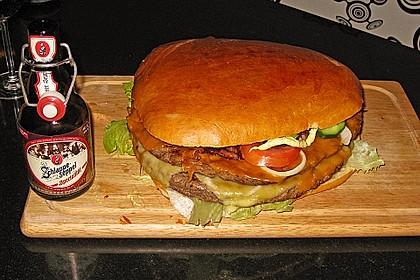 Hamburger Brötchen 50