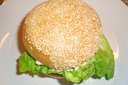 Hamburger Brötchen 165