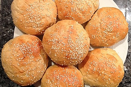 Hamburger Brötchen 40