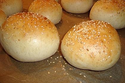 Hamburger Brötchen 16