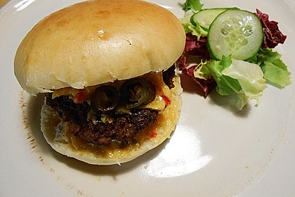 Hamburger Brötchen 135