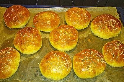 Hamburger Brötchen 180
