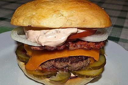 Hamburger Brötchen 39