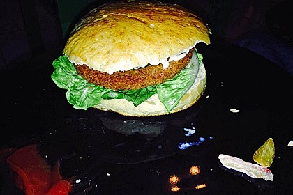 Hamburger Brötchen 192