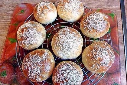 Hamburger Brötchen 124