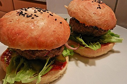 Hamburger Brötchen 110