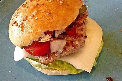 Hamburger Brötchen 81