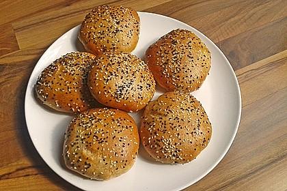 Hamburger Brötchen 14