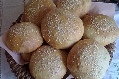 Hamburger Brötchen 64