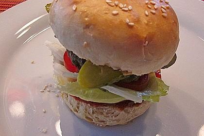 Hamburger Brötchen 93