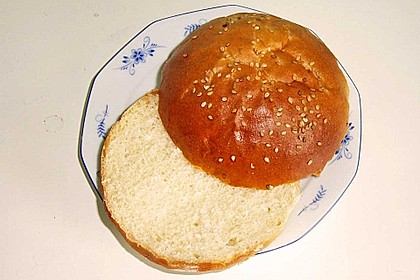 Hamburger Brötchen 92