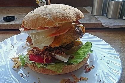 Hamburger Brötchen 152