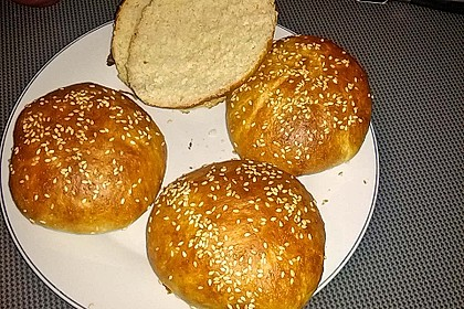 Hamburger Brötchen 73